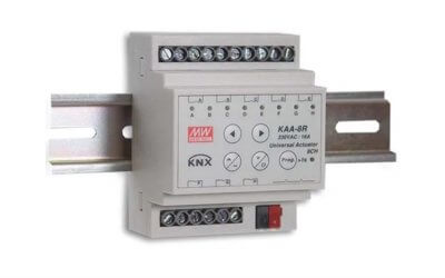 KAA-8R – KNX aktuator