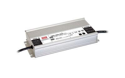 MEAN WELL predstavlja nov napajalnik serije HEP – HEP-480